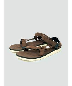 Suicoke | Depa Ecs Suede Sandals