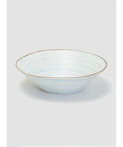 DA TERRA | Stripe Salad Bowl