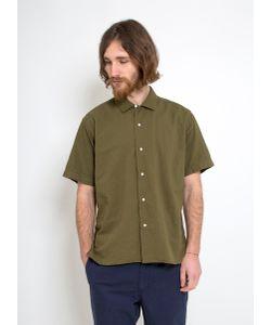 Gitman Vintage   Vintage Camp Shirt Seersucker