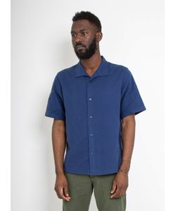 Garbstore | Slacker Shirt S/S Navy