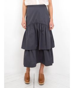 Maryam Nassir Zadeh | Cala Two Tier Skirt