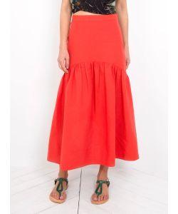 Maryam Nassir Zadeh | Cala One Tier Skirt