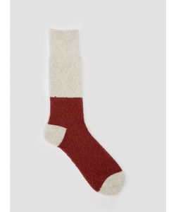 Anonymous Ism | Quilted Wool Socks