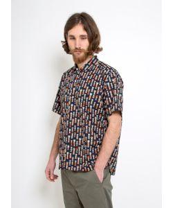 Gitman Vintage   Vintage Camp Shirt Doll Print