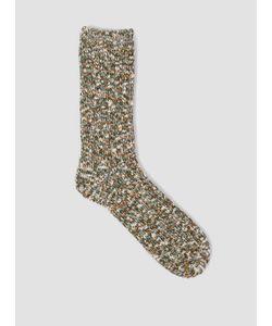 MAUNA KEA | Colour Slub Sock