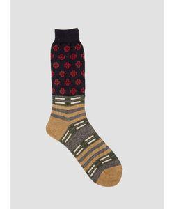 Anonymous Ism | Cross Pattern Socks