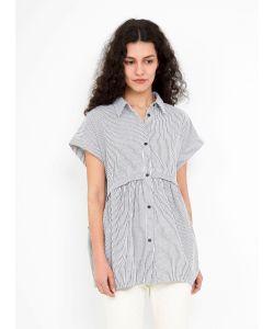 Rachel Comey   Seersucker Popcorn Shirt Stripe