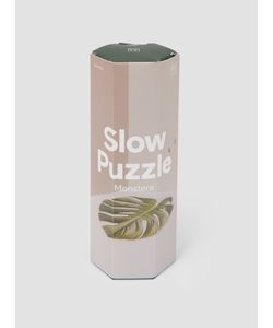 Doiy | Slow Puzzle Monstera