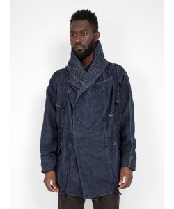 Kapital | Denim Ring Coat
