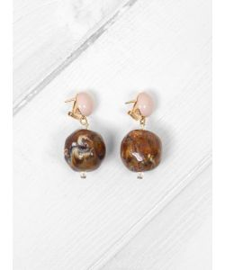 Rachel Comey | Paso Earrings Petal Marble