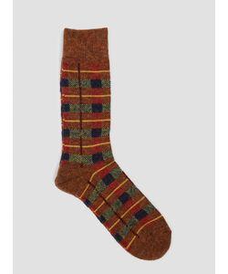 Anonymous Ism | Checke Wool Socks