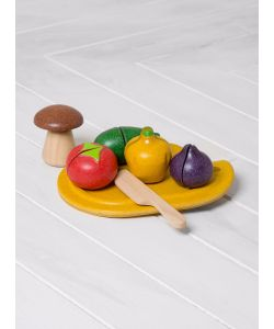 PLAN TOYS | Assorted Vegetable Set