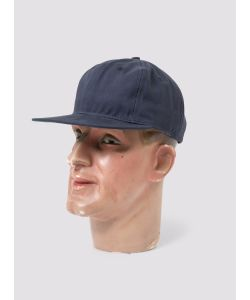 EBBETS FIELD FLANNELS | Brushed Chino Twill 6 Panel Cap
