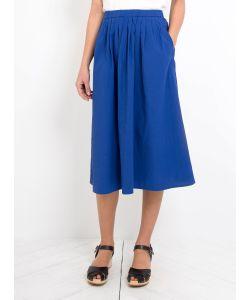 Humanoid | Pem Skirt Cobalt