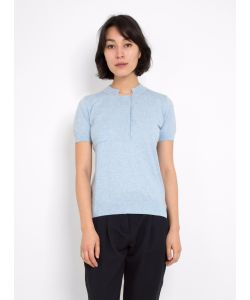 Humanoid | Caf Confit Knit Top Sky
