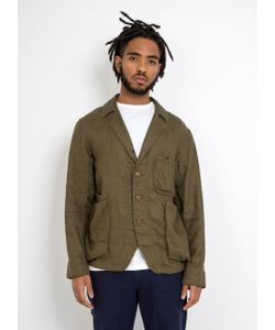 Kapital | Military Jacket Twill Linen