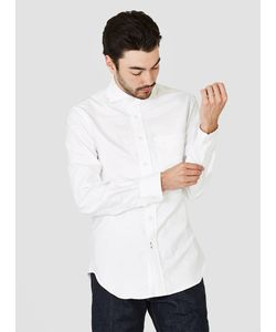 Gitman Vintage   Seed To Sew Spread Collar Shirt