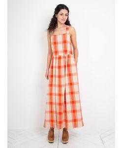 ACE & JIG | Pinafore Dress Steller Check