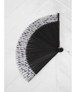 Men's Society | La Nuit Folding Fan