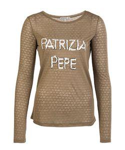 Patrizia Pepe | Футболка С Длинным Рукавом