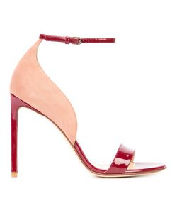 FRANCESCO RUSSO | Ankle Strap Sandals 36 Calf Leather/Leather
