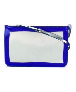 Maison Margiela | Colour Block Clutch Bag Calf Leather/Polyester