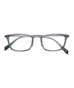 Oliver Peoples | Brandt Glasses Acetate/Metal