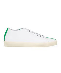 Leather Crown | Lace-Up Sneakers 44 Leather/Rubber
