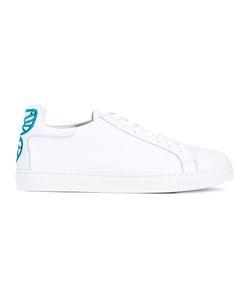 Sophia Webster   Bibi Low-Top Sneakers 40.5 Leather/Rubber