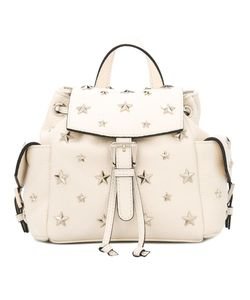 Red Valentino | Stars Studded Backpack Leather/Metal Other