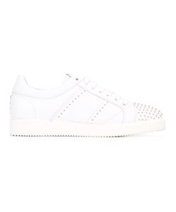 Nubikk | Noah Lace Studs Sneakers 39 Leather/Rubber