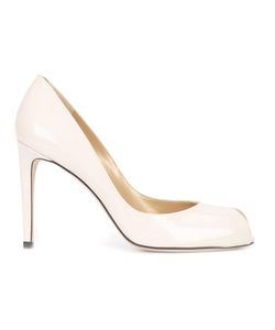 Stuart Weitzman | Cachet Pumps 6.5 Patent Leather/Leather