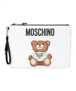 Moschino | Toy Bear Clutch Polyurethane