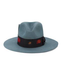 NICK FOUQUET   Шляпа С Игральной Картой Kemosabe