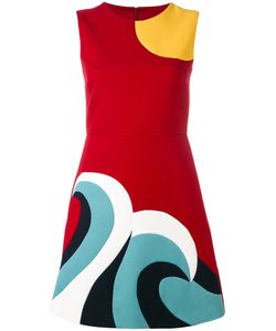 Red Valentino | Abstract Shift Dress