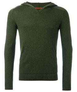 ZOE JORDAN | Bryce Hoodie Medium Cashmere/Wool