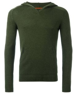 ZOE JORDAN | Bryce Hoodie Small Cashmere/Wool