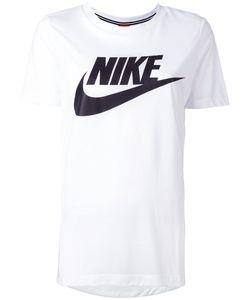Nike | Футболка С Принтом Логотипа