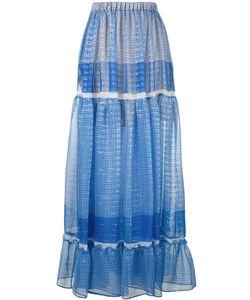 Stella Mccartney   Elsa Skirt 42 Silk/Polyester