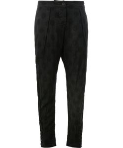 Lost & Found Ria Dunn | Embroidered Tapered Trousers Size Medium