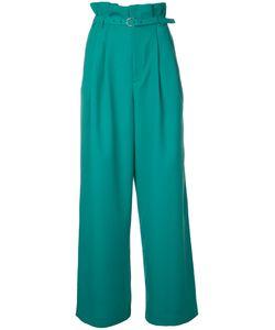 G.V.G.V. | G.V.G.V. Pleated Wide Trousers