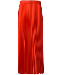 P.A.R.O.S.H. | Long Pleated Skirt Xs Polyester