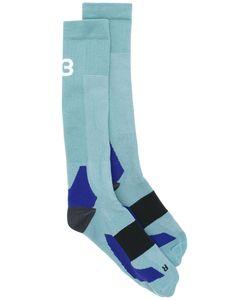 Y-3 | Abstract Logo Socks M