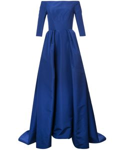 Carolina Herrera | Вечернее Платье С Открытыми Плечами