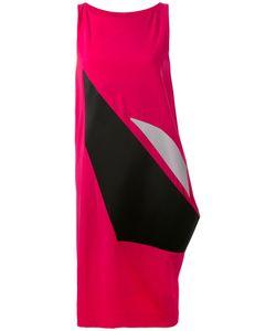 Issey Miyake | Платье С Асимметричной Вставкой