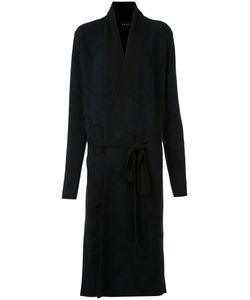 BAJA EAST | Zig-Zag Print Belted Cardi-Coat 1 Cashmere
