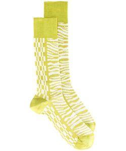 Haider Ackermann | Printed Socks Size Medium/Large