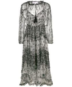 Zimmermann | Платье С Оборками Divinity