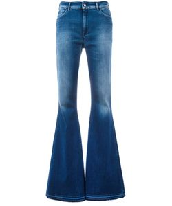 THE SEAFARER   Wide Flare Jeans Size 29