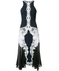 Jonathan Simkhai | Lace Applique Contoured Dress